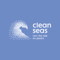 UN Clean Seas Logo